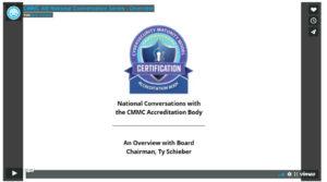CMMC News - May 21 2020