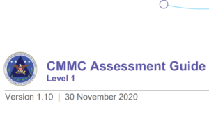 CMMC Level 1 Assessment Guide and Review